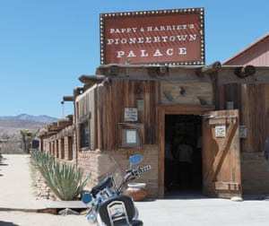 pappy and harriets in pioneertown california