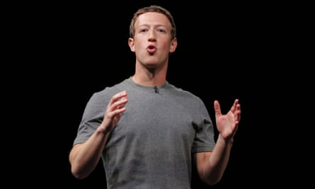 Facebook CEO Mark Zuckerberg. The company has pledged to make political advertising more transparent.