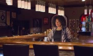 Oprah Winfrey as Mavis McCready in a scene from Greenleaf.