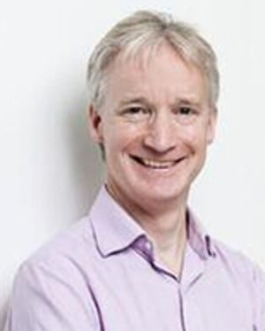 Doug Gurr, Amazon's new UK boss