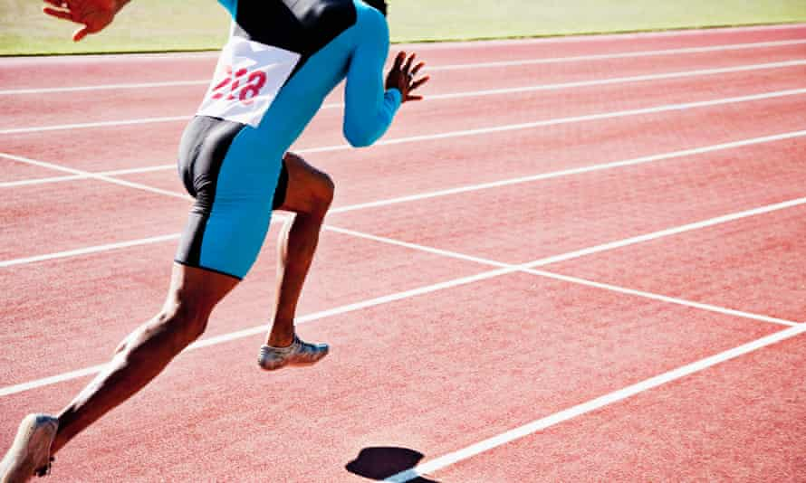 Sprinting is associated with being young and very fast, but all ages and abilities can enjoy it.