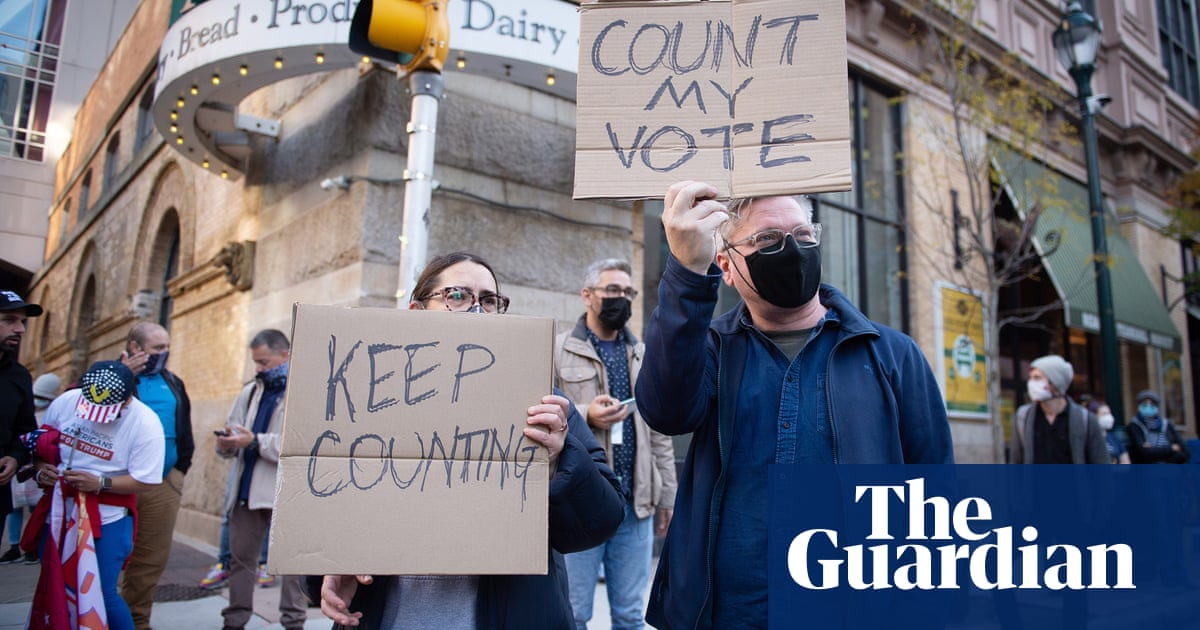 International observers say US elections 'tarnished' by Trump and uncertainty