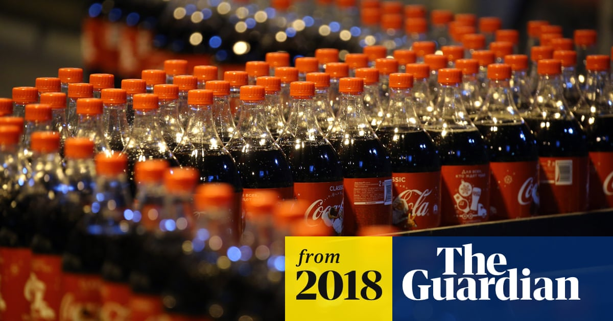 25ca39f5fc Coca-Cola to sell smaller bottles at higher prices in response to sugar tax