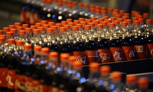 The plans will see a 1.75 litre bottle of Coke shrink to 1.5 litres and increase in price by 20p to £1.99.