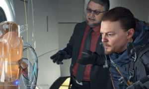 Game for anything... Guillermo del Toro in Death Stranding