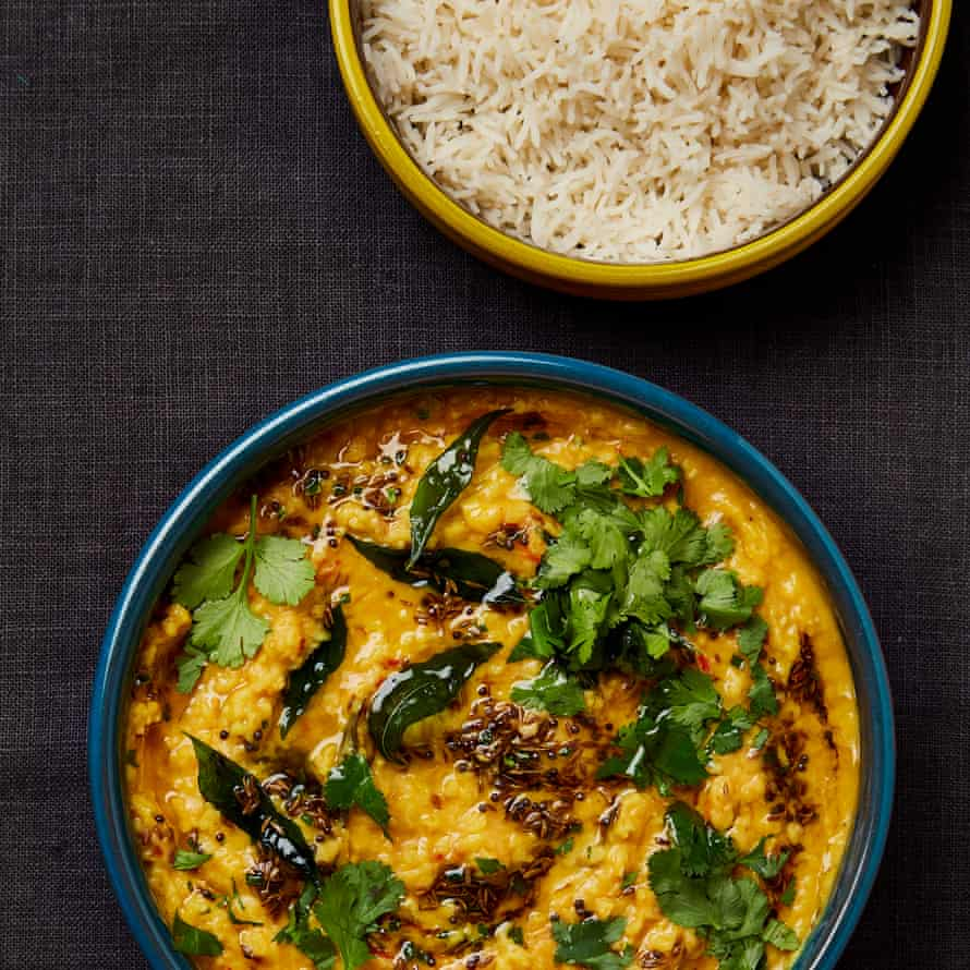 Meera Sodha's recipe inspired by potter Maham Anjum's favourite dal.