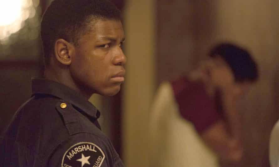 John Boyega in Kathryn Bigelow's film Detroit.