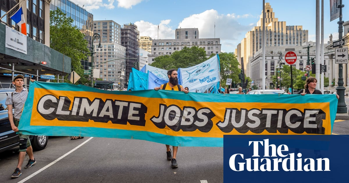 Climate change protest blitz targets local action in face of Trump hostility