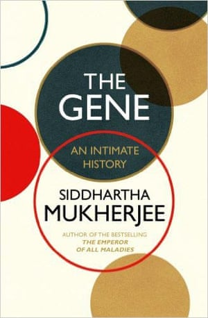 the gene by siddhartha mukherjee cover