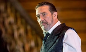 Ciarian Hinds, who will be playing Steppenwolf, in Hamlet at the Barbican.
