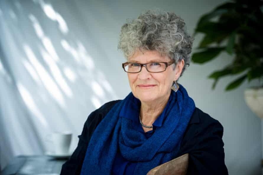 Australian author Kate Grenville