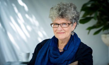 Australian author Kate Grenville.