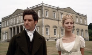 A home-counties Marie Antoinette? … Jeremy Northam as Mr Knightley and Gwyneth Paltrow as Emma in the 1996 film