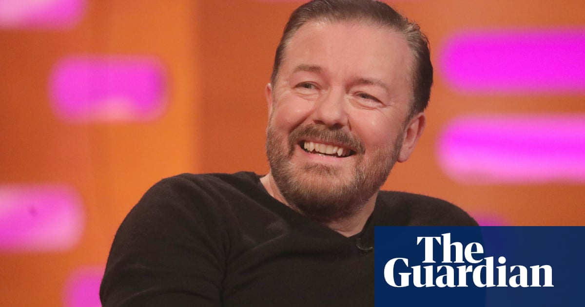 Rewriting extinction: Ricky Gervais joins celebrities creating comics to save species