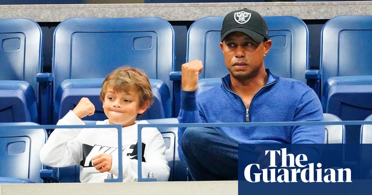 Team Woods: Tiger and son Charlie join forces at PNC Championship | Ewan Murray
