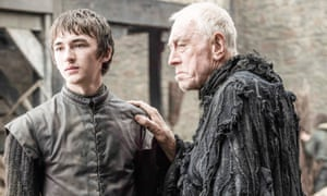 Bran is a warg … could his brother be one too?
