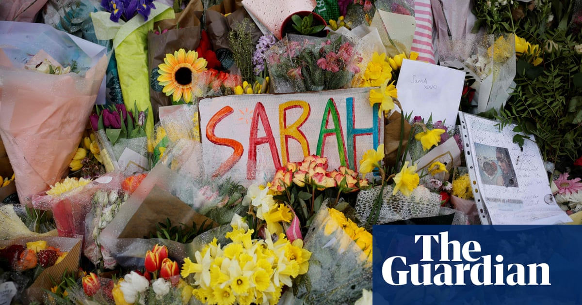 Five police officers face hearings over messages about Sarah Everard case