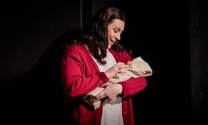 Soprano Natalya Romaniw, 'tormented yet gentle' as Grange Park Opera's Jenufa.