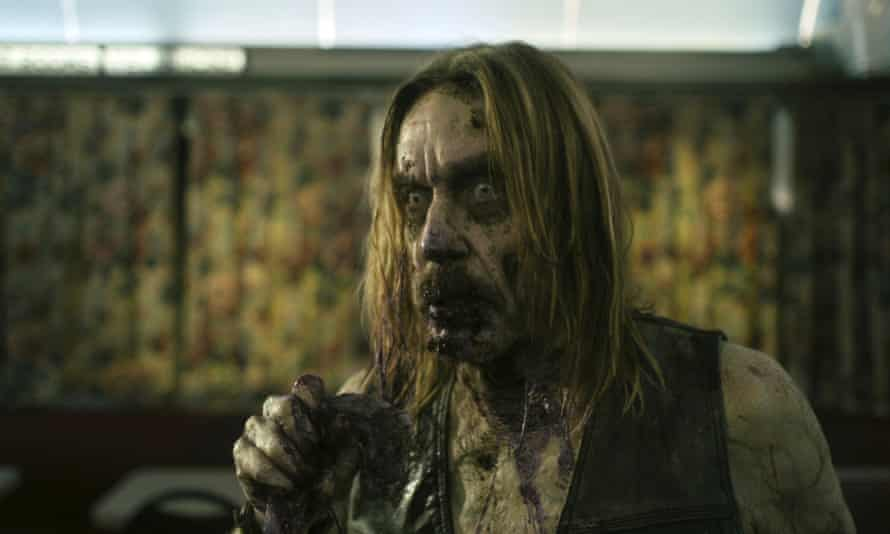 Iggy Pop in The Dead Don't Die.