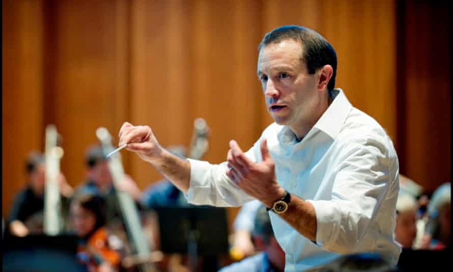 'When music is heard live, there's an intensity that no recordings can replicate' … Mark Wigglesworth.