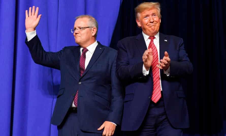Trump Morrison