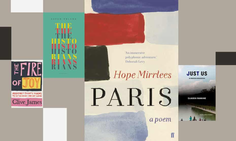 Best poetry books of 2020