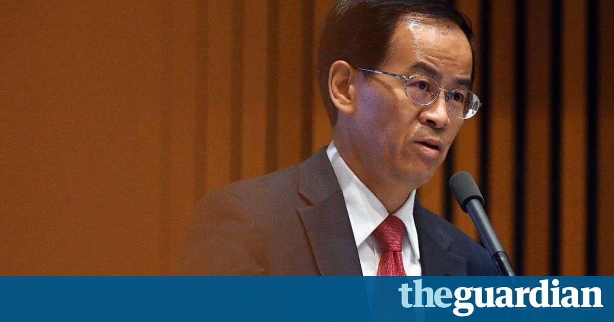 'China panic': ambassador to Australia says claims of ...