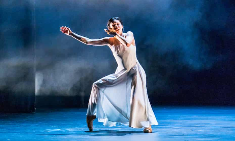 Natalia Osipova in Ave Maria from Pure Dance.
