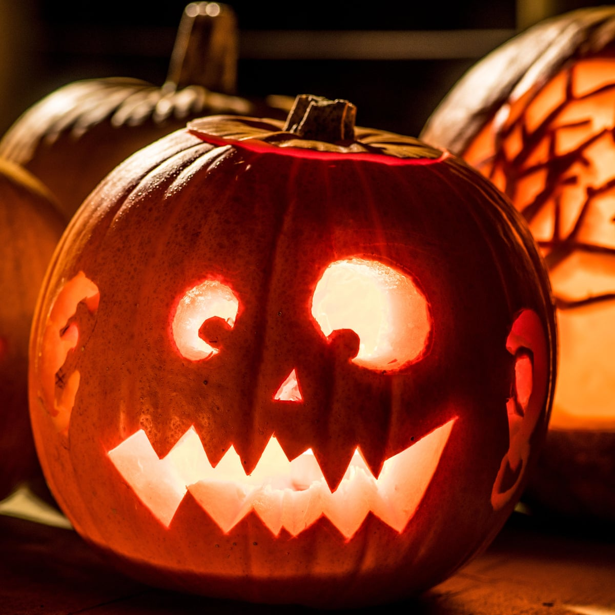 Over Half Uk S 24m Halloween Pumpkins Destined For Food Waste Food Waste The Guardian