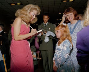 Autograph, Mother / Daughter, Miss America Pageant, Atlantic City, 1989