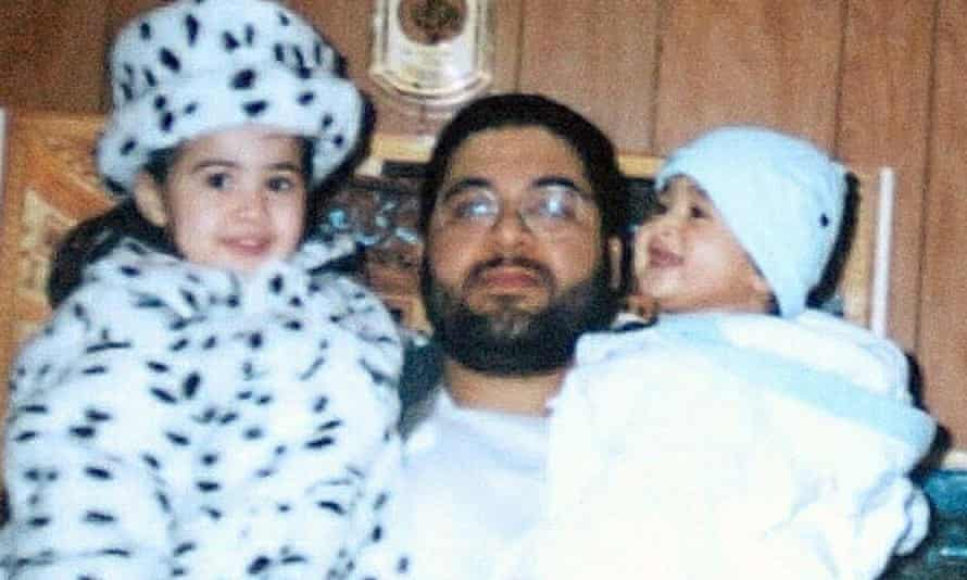 Shaker Aamer in 2012. Aamer has spent more than 13 years at Guantánamo Bay without charge.