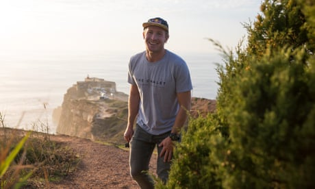 'A liquid catapult': big-wave surfer returns to scene of nightmare wipeout