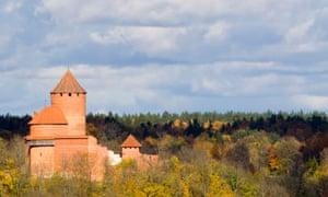 Turaida Castle, Sigulda.