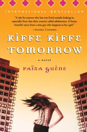 Cover of Kiffe Kiffe Tomorrow by Faïza Guène