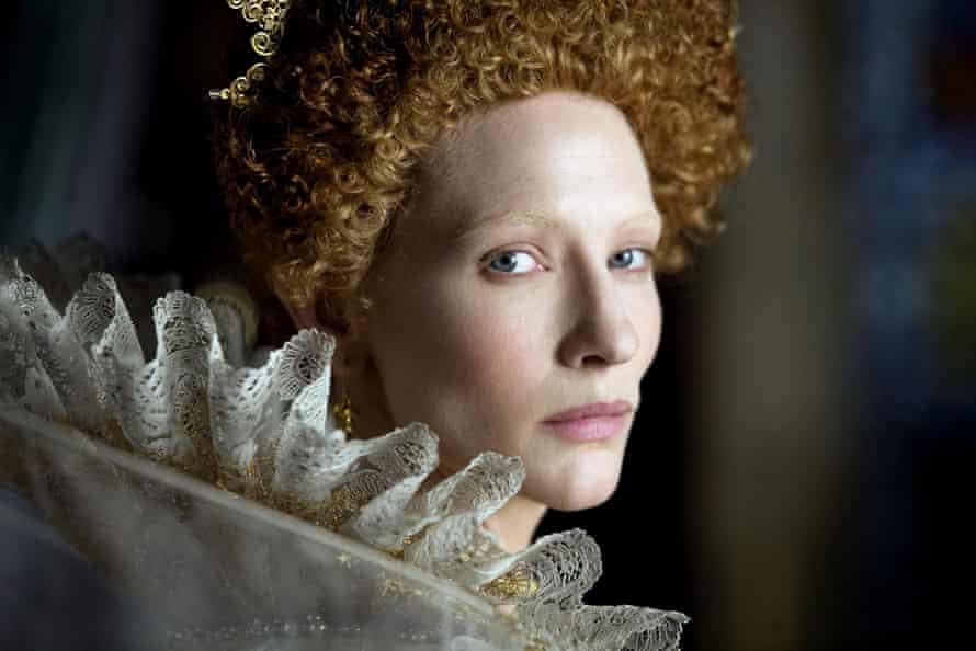 Cate Blanchett in Elizabeth: the Golden Age (2007).