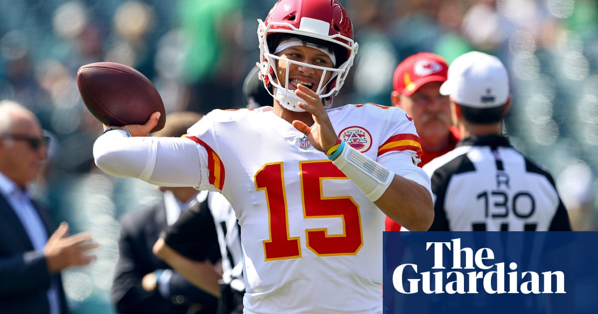 Five-star Patrick Mahomes helps get Chiefs back on winning track