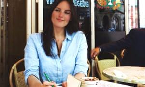Vanessa Grall in Paris