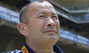 Eddie Jones, rugby coach