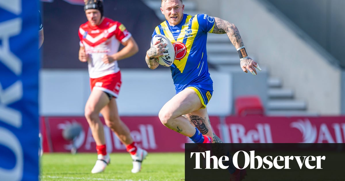 Warrington edge out St Helens in Challenge Cup thriller