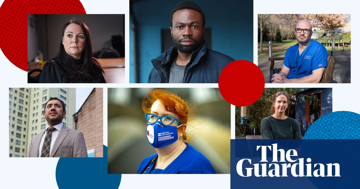 'Somebody has to answer for this': voices from the frontline on why we need a Covid inquiry