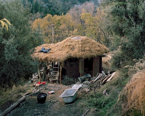 Francesca's home, the Riverbed, Andalucia,2012.
