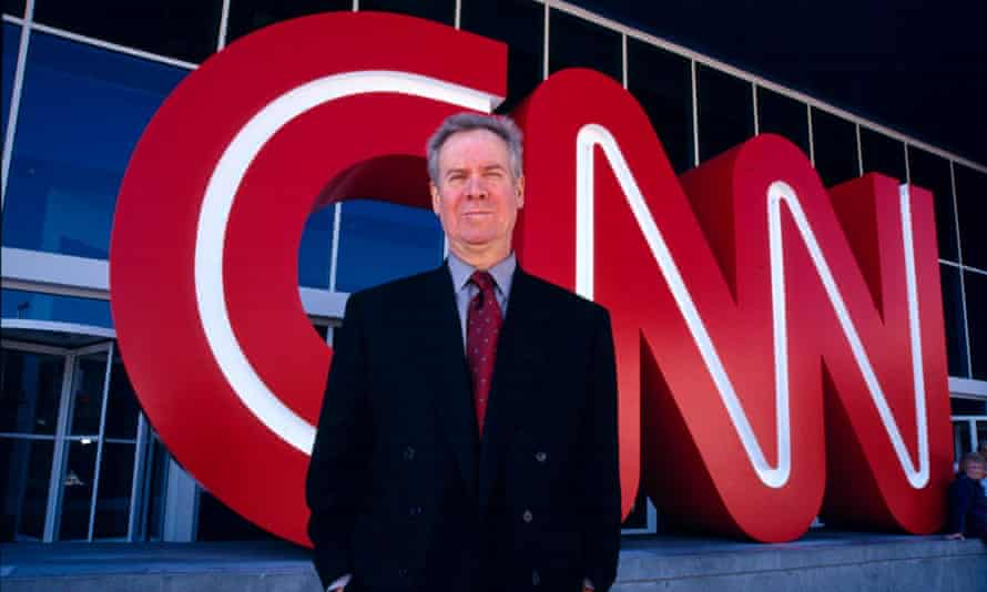 In 1996, after 25 years with the BBC, Chris Cramer headed for Atlanta to became head of CNN International.