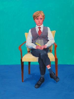 'A rival young artist': Rufus Hale, 23-25 Nov 2015.