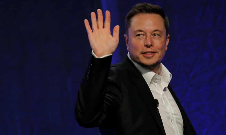 Elon Musk, CEO of Tesla, has publicly touted his charitable activities.