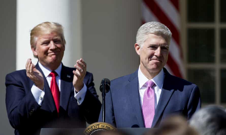While Trump's supreme court picks have received a lion's share of the public's attention, his appeals and district court picks could have more influence over the life of the nation.