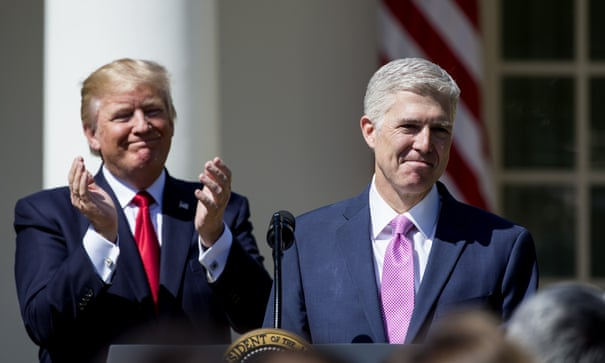 Trump's legacy: conservative judges who will dominate US law for