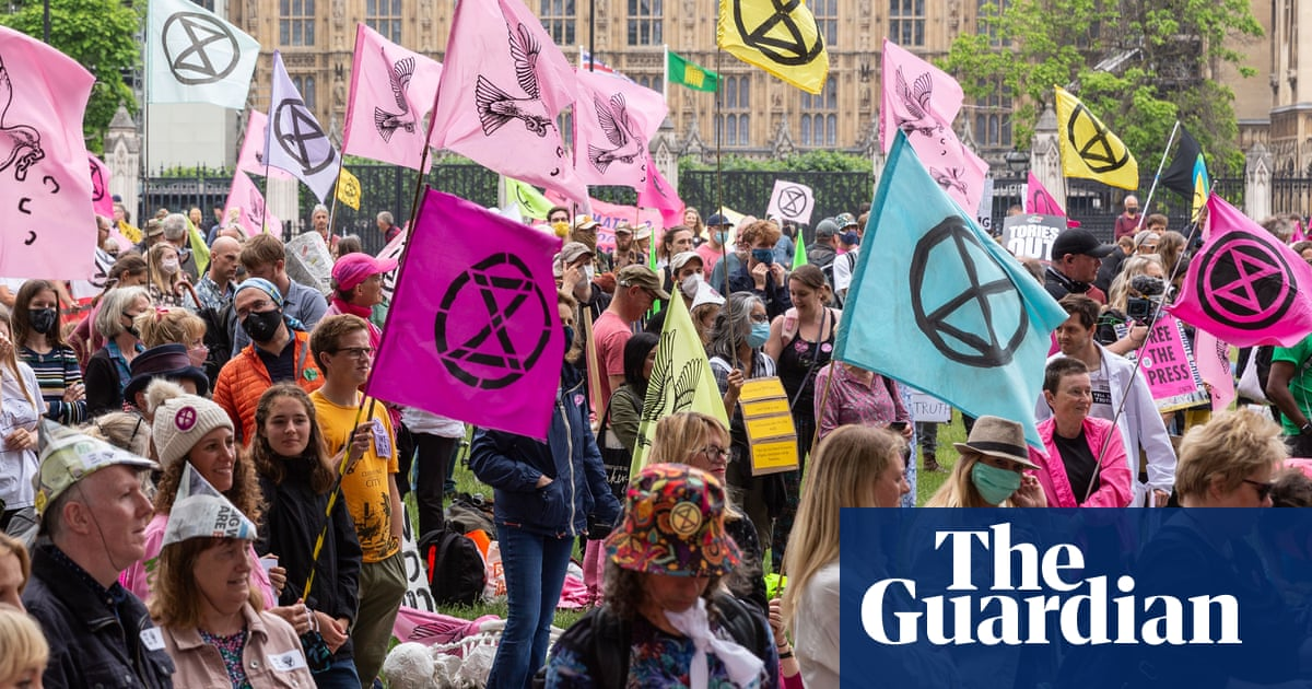 Extinction Rebellion targets City of London over climate role