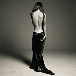 Helena Christensen, 1993, by Michel Comte