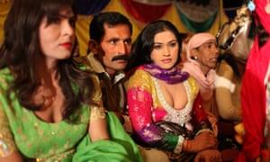 Pakistani hijras in Rawalpindi