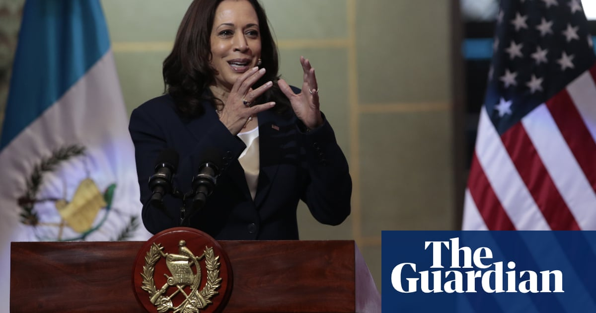 AOC condemns Kamala Harris for telling Guatemalan migrants not to come to US